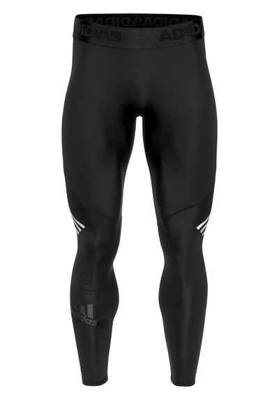 adidas Performance Funktionstights »ALPHASKIN SPORT LEVEL LONG TIGHT 3 STRIPES«