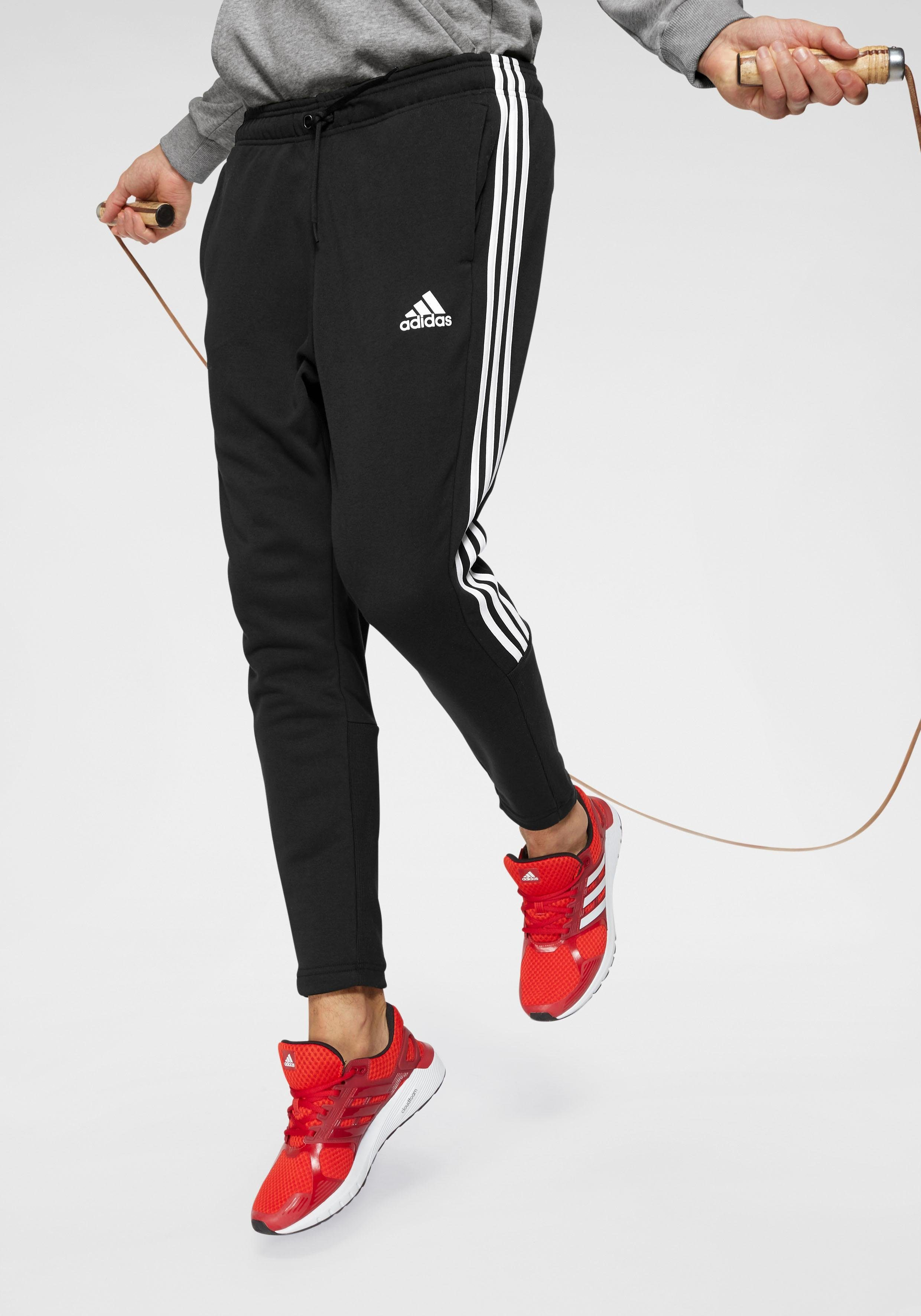 adidas Performance Jogginghose »MH 3 STRIPES PANT« | BAUR