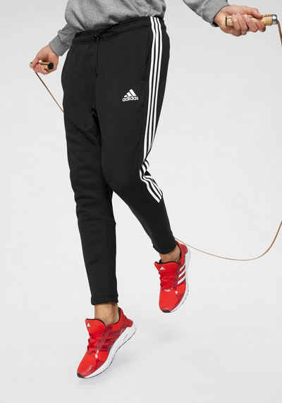 adidas Performance Jogginghose »MH 3 STRIPES TRIO PANT FT« 6e688ecece