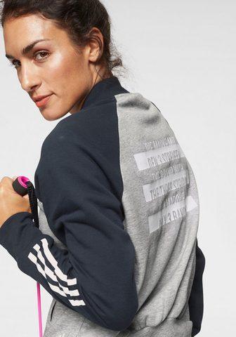 ADIDAS PERFORMANCE Куртка »W SID BOMBER«