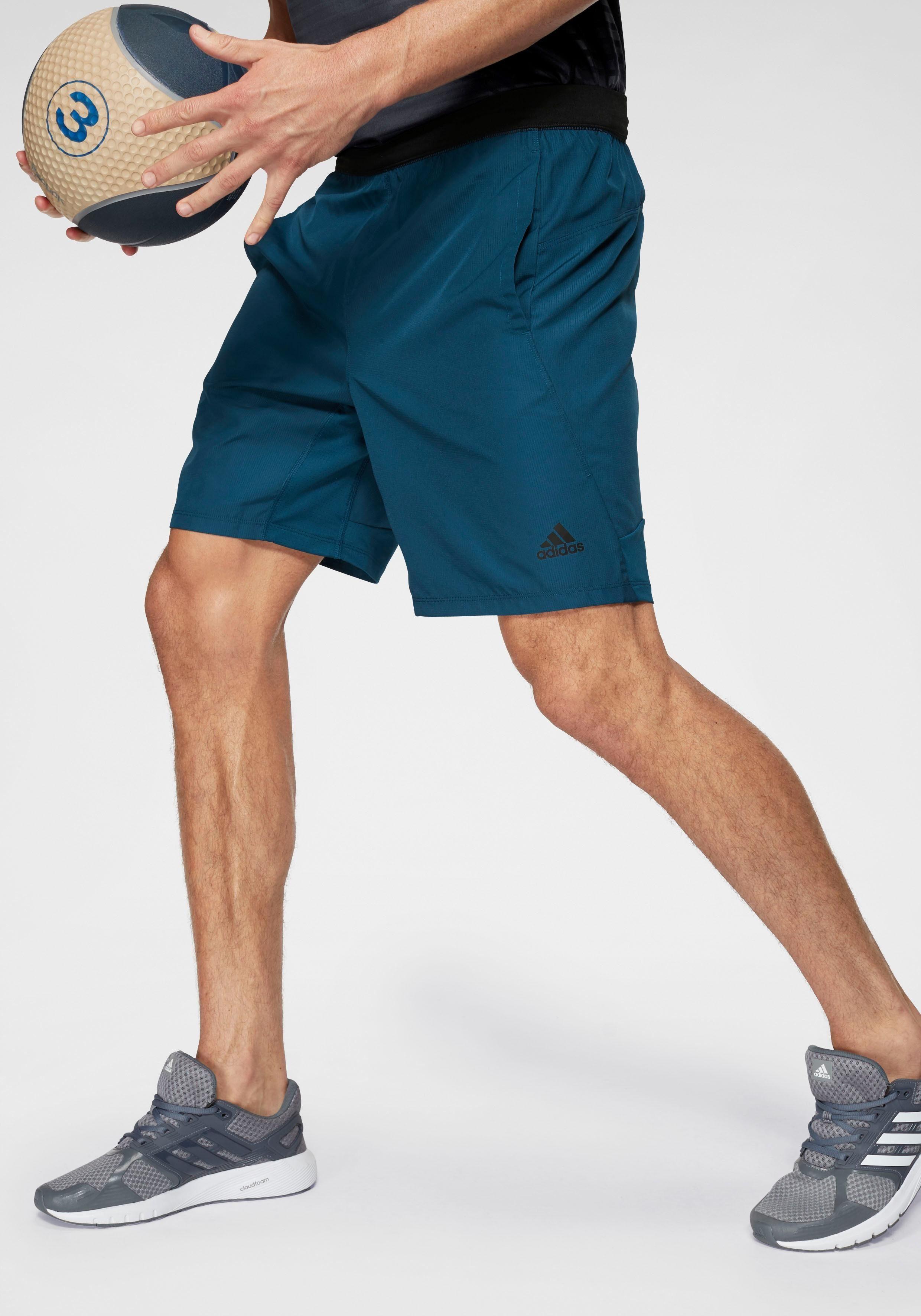 Asics Club Woven 7 Shorts Herren Blau online kaufen