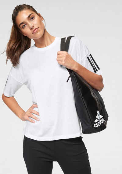 e755b708cf57 adidas Performance T-Shirt »MH STRIPES T-SHIRT«