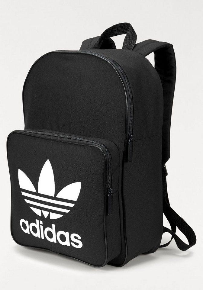USA billig verkaufen beste Auswahl an bis zu 80% sparen adidas Originals Sportrucksack »BACKPACK CLAS TREFOIL«, Logodruck online  kaufen | OTTO