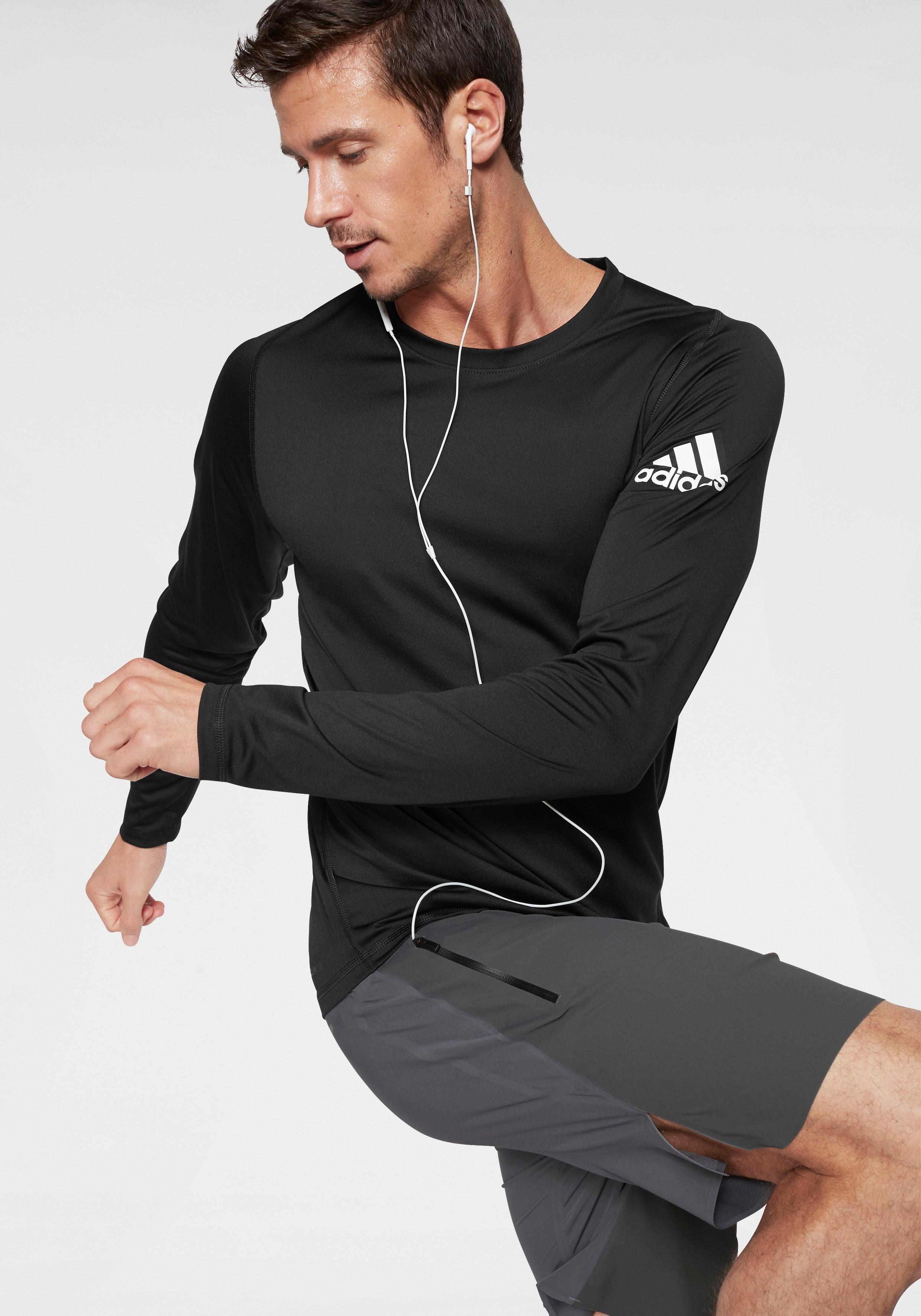 adidas Performance Funktionsshirt »FL_SPORT LEVEL X BOS LONGSLEEVE« online kaufen | OTTO