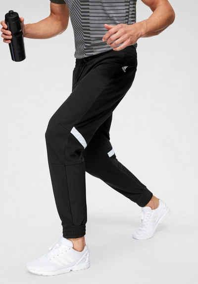 adidas Performance Jogginghose »ESSENTIALS 3 STRIPES TCF P FL«