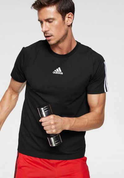 026ba76dbbd058 adidas Performance T-Shirt »MH 3 STRIPES TEE«