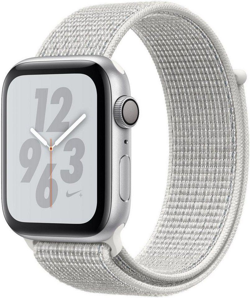 apple watch nike series 4 gps aluminiumgeh use mit nike. Black Bedroom Furniture Sets. Home Design Ideas