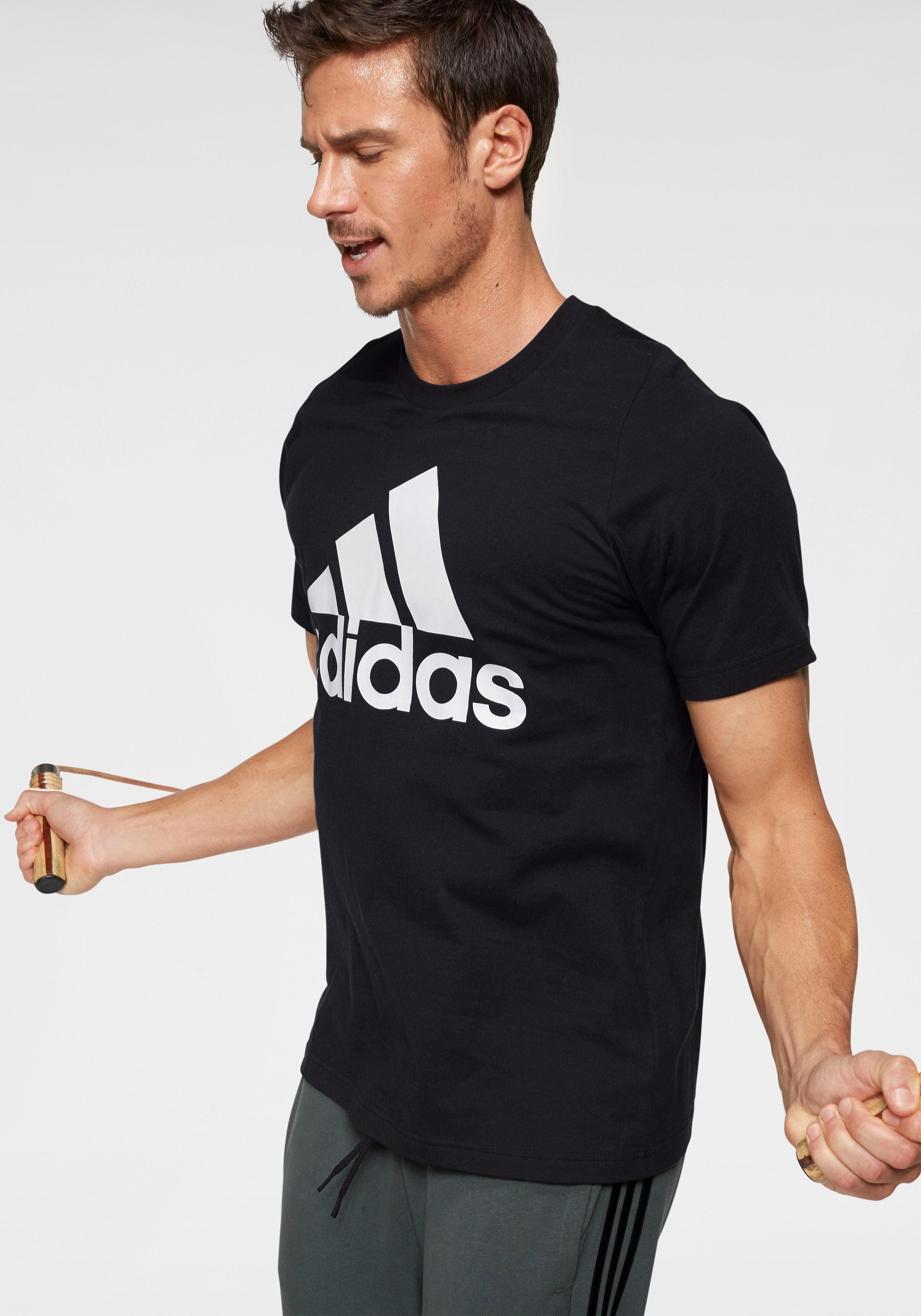 adidas Performance T Shirt »MEN BATCH OF SPORTS TEE« online kaufen | OTTO