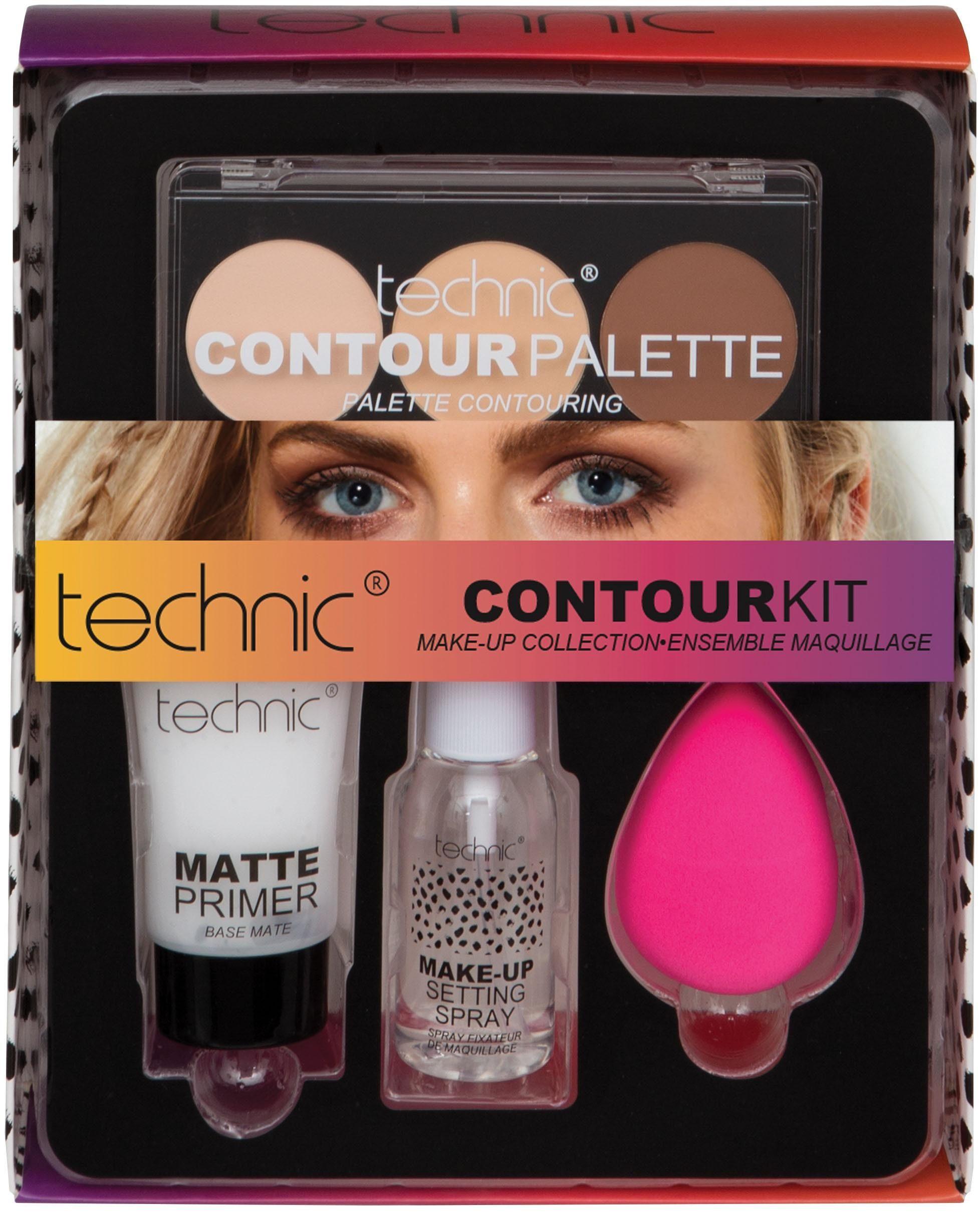 technic, »Contour Kit«, Make Up-Set (4-tlg.)