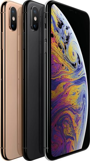 """Apple iPhone Xs Max 6,5"""" 256 GB Smartphone (16,5 cm/6,5 Zoll, 256 GB Speicherplatz, 12 MP Kamera)"""