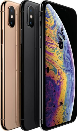 "Apple iPhone Xs 5,8"" 64 GB Smartphone (14,7 cm/5,8 Zoll, 64 GB Speicherplatz, 12 MP Kamera)"