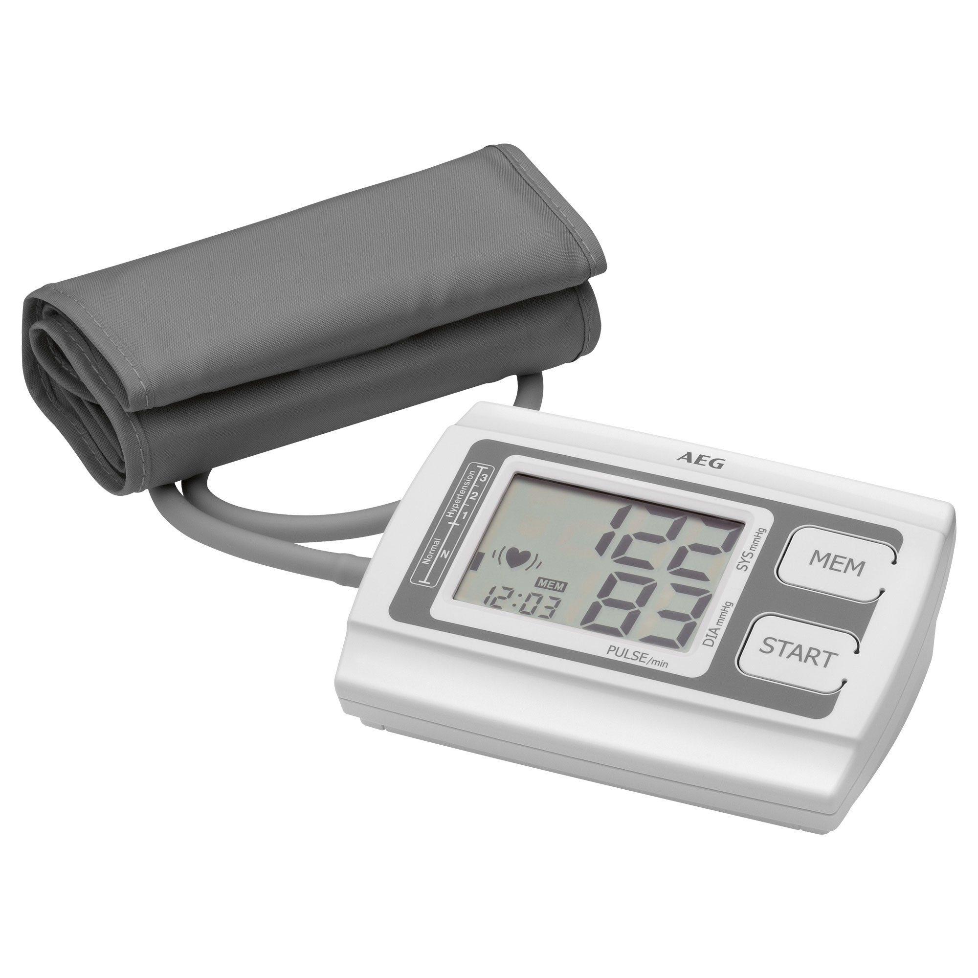 AEG Blutdruck- und Pulsmessgerät für den Oberarm »BMG 5611«