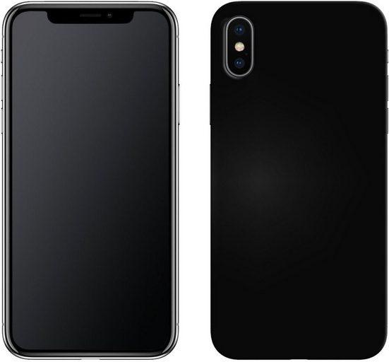 PEDEA Handytasche »Soft TPU Case für iPhone XS Max«