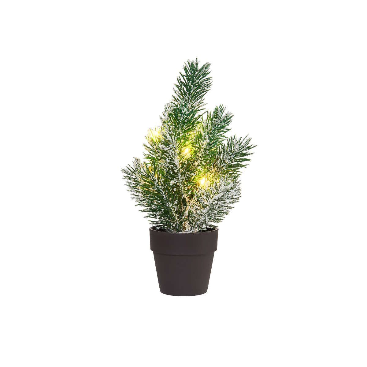BUTLERS TREE OF THE MONTH »Mini LED Tanne 22 cm«