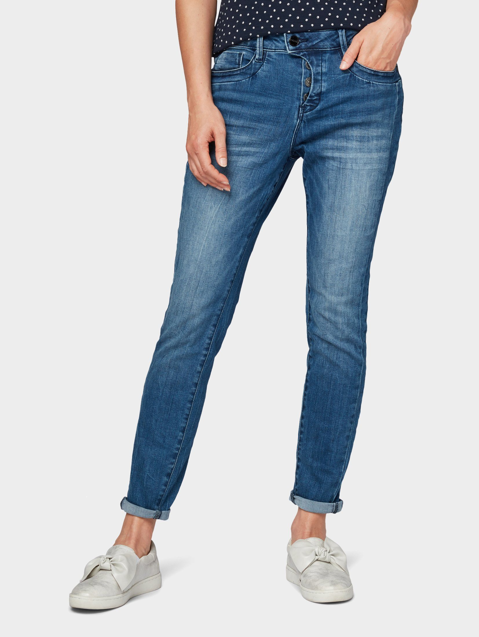 TOM TAILOR Relax fit Jeans »Relaxed Tapered Jeans«   OTTO