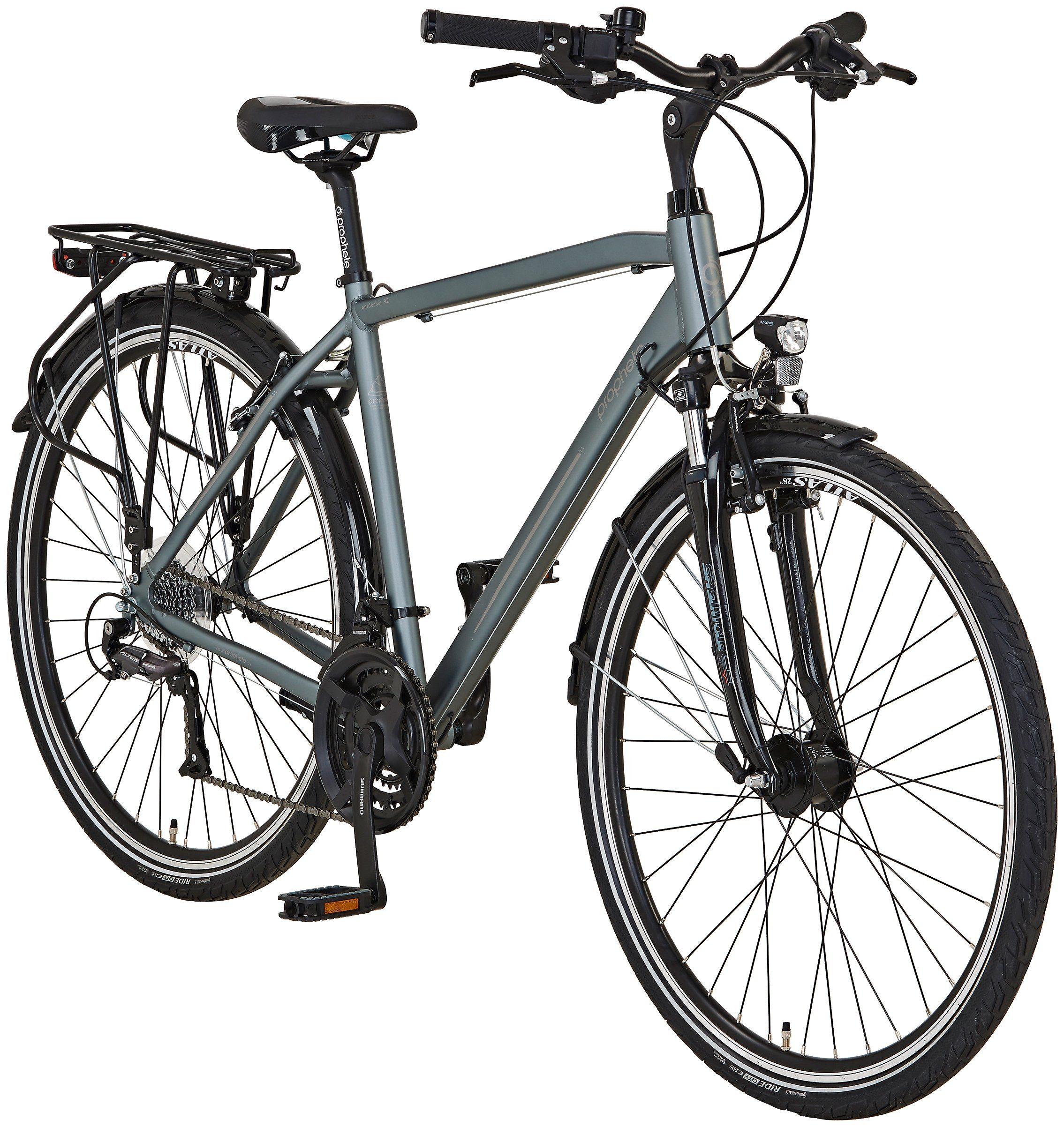 PROPHETE Trekkingbike »Entdecker 9.2«, 28 Zoll, 24 Gang, V-Bremsen