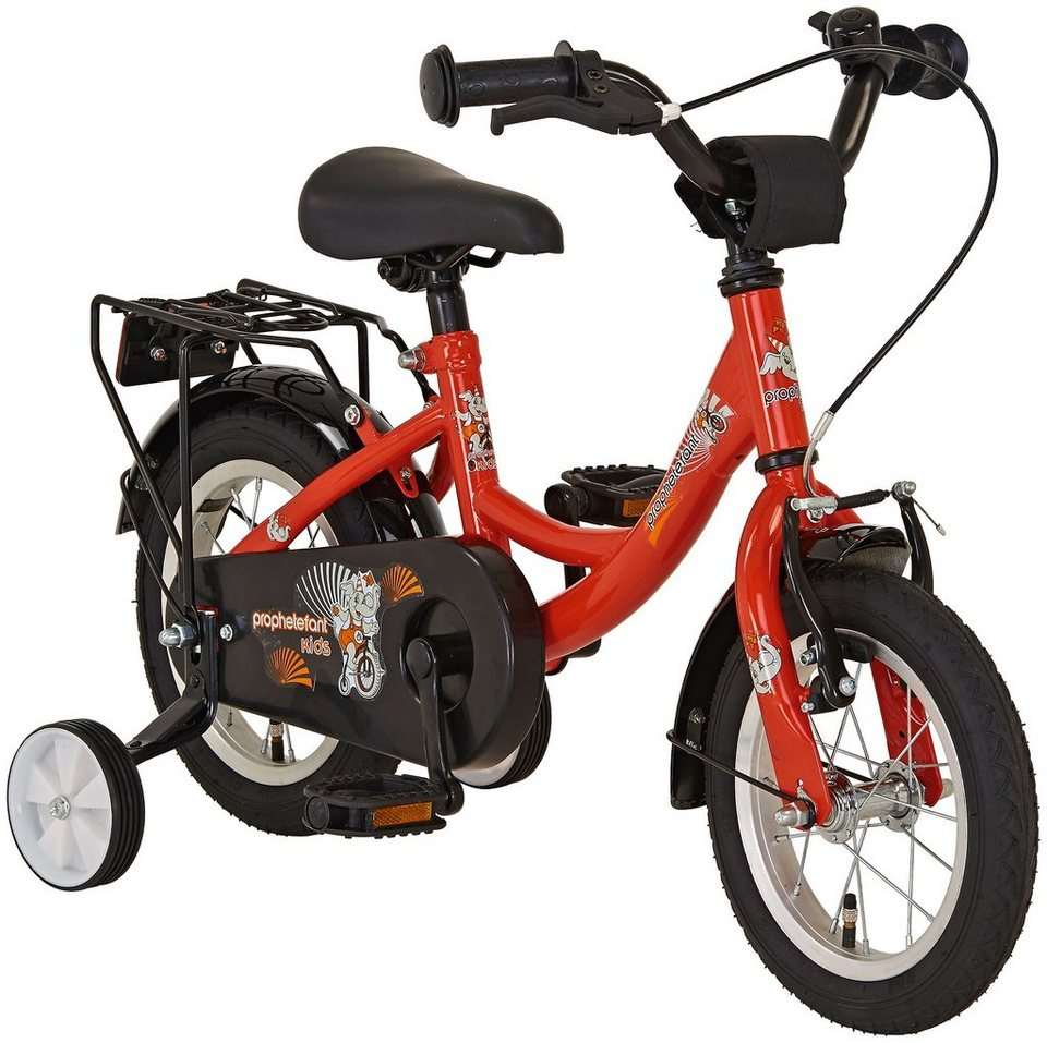 prophete kinderfahrrad einsteiger 12 5 zoll 1 gang. Black Bedroom Furniture Sets. Home Design Ideas