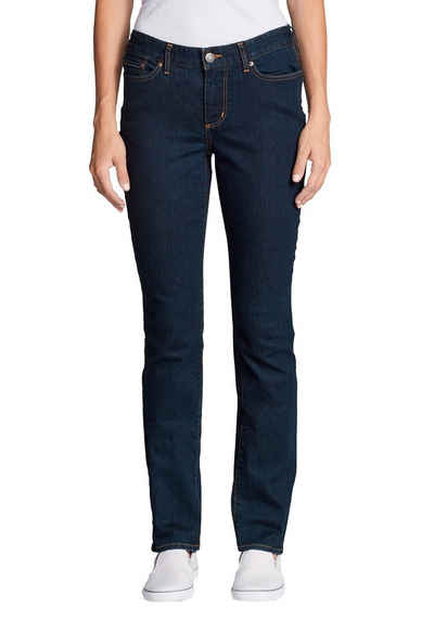 5d2dcacf8abbcf Eddie Bauer 5-Pocket-Jeans Stayshape Джинсы - Прямые - Curvy