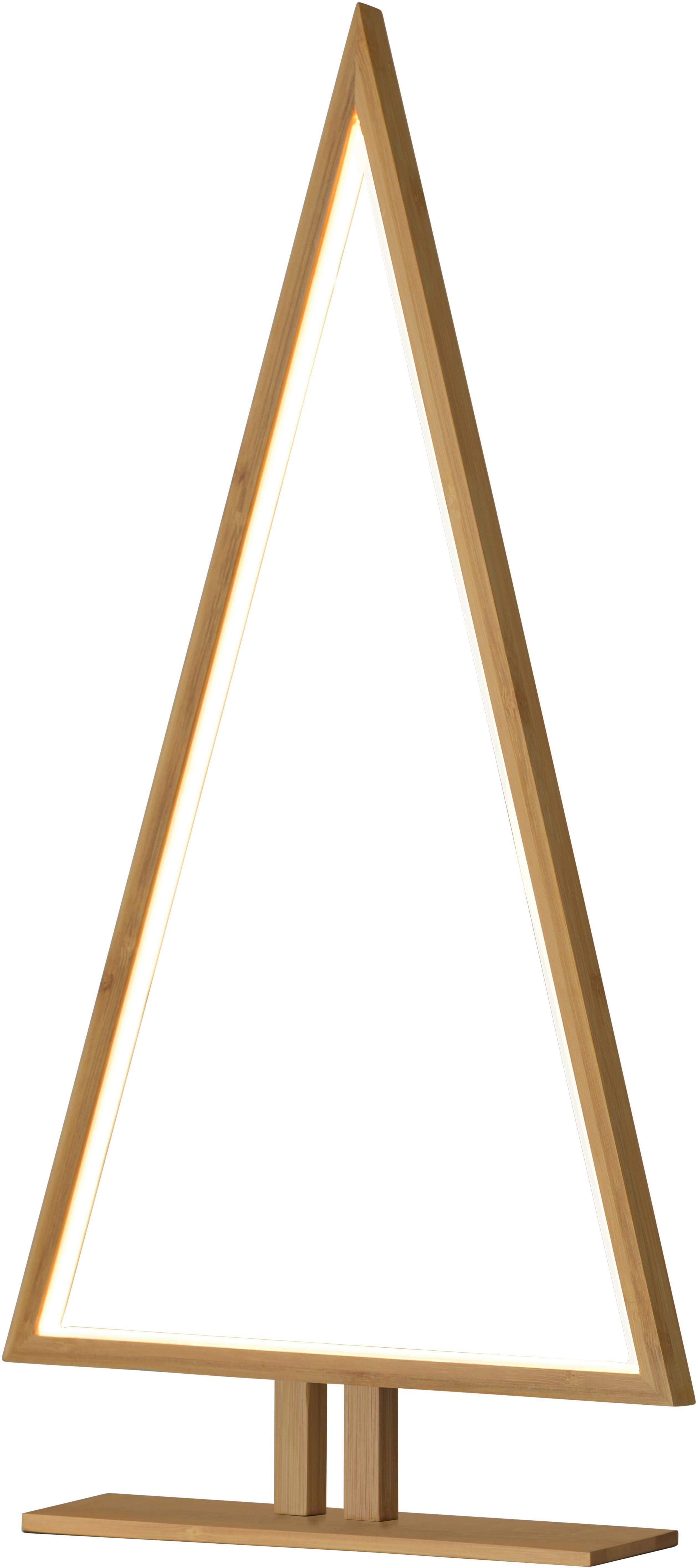 Sompex LED Dekoleuchte, Bambus, Höhe 70 cm, »PINEWOOD«