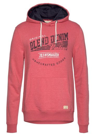 Blend Kapuzensweatshirt Blend Markenprint Kapuzensweatshirt BqgT7pWq