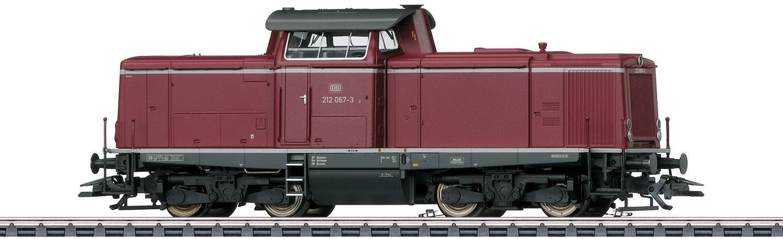 Märklin Diesellokomotive, Spur H0, »BR 212 067-3 DB - 37009«