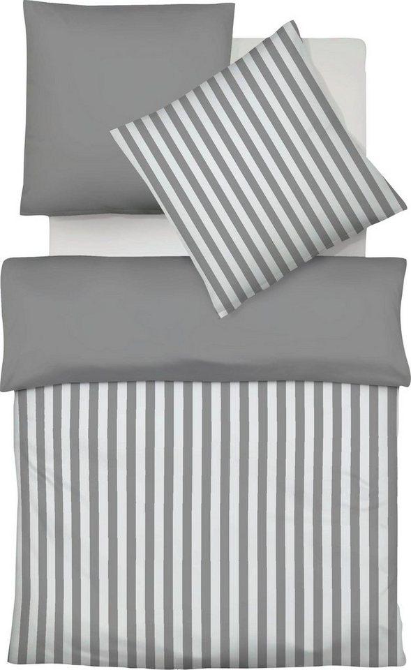 Grau Bettwaesche Bettwäsche Garnituren Online Kaufen Möbel