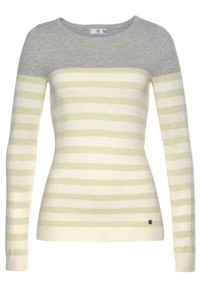 d2dcd24d60 Streifenpullover in großen Größen » Pullover für Mollige kaufen | OTTO