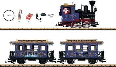 LGB Modelleisenbahn-Set »LGB Weihnachtszug - L70305«, Spur G, für Einsteiger