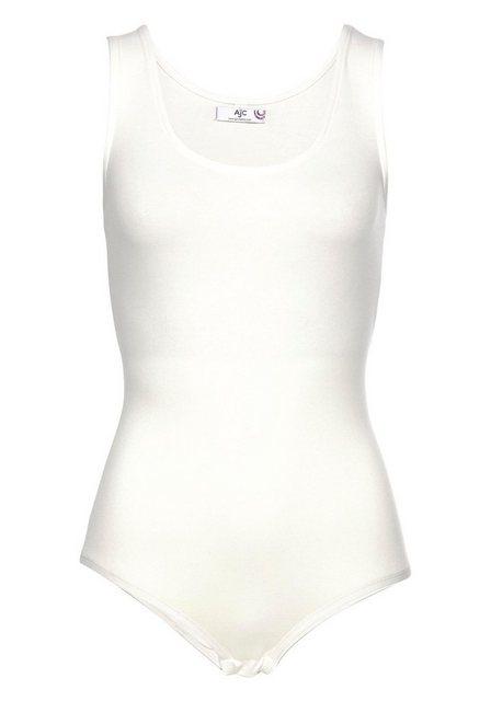 AJC Shirtbody mit breiten Tanktopträgern | Unterwäsche & Reizwäsche > Bodies & Corsagen > Shirtbodys | AJC