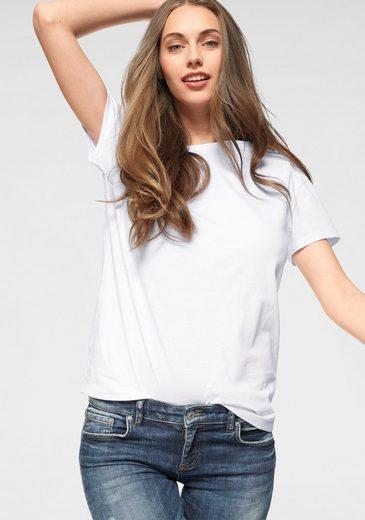 AJC T-Shirt im trendigen Oversized-Look