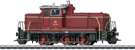 Märklin Diesellokomotive »Rangierlokomotive BR V 60 770 DB - 37861«, Spur H0
