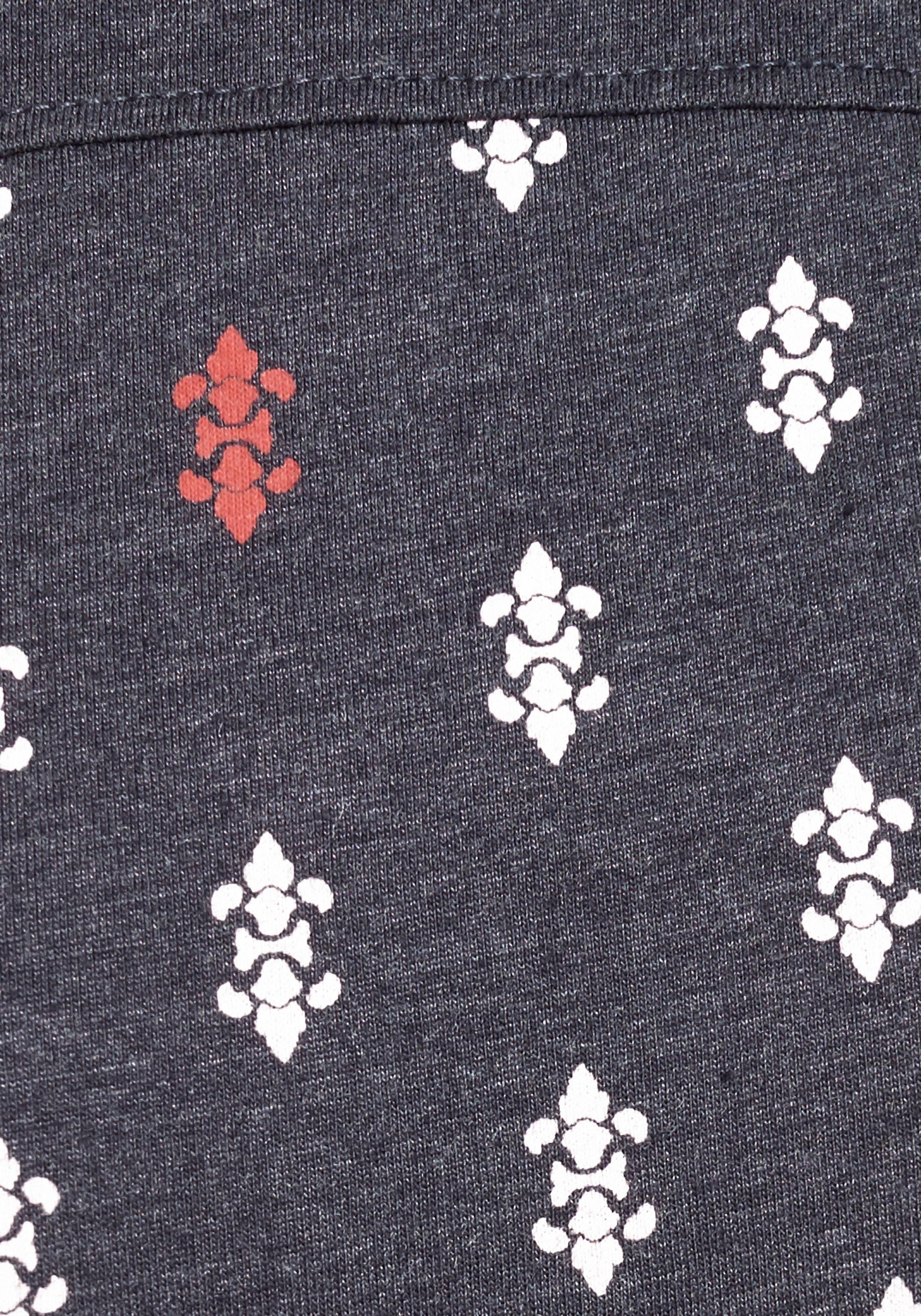 AJC T-Shirt mit modischem Druck, Verspieltes T-Shirt von AJC online kaufen FEpSH5