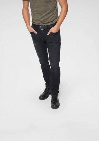 BRUNO BANANI Siauri džinsai »Jimmy«