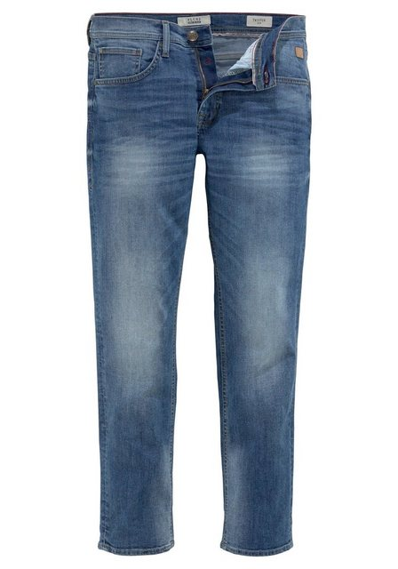 Blend Slim-fit-Jeans »Twister« mit leichte Used Effekten | Bekleidung > Jeans > Slim Fit Jeans | Blend