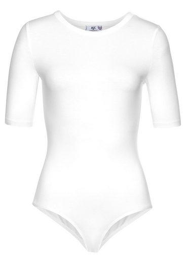 AJC Shirtbody uni aus elastischer, formstabiler Qualität
