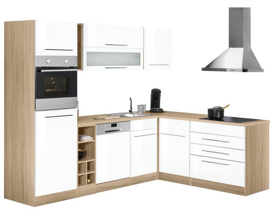 held m bel winkelk che mit e ger ten eton stellbreite 260 190 cm online kaufen otto. Black Bedroom Furniture Sets. Home Design Ideas