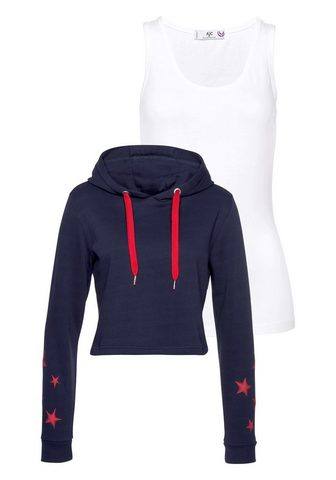 AJC Sportinis megztinis su gobtuvu (Rinkin...