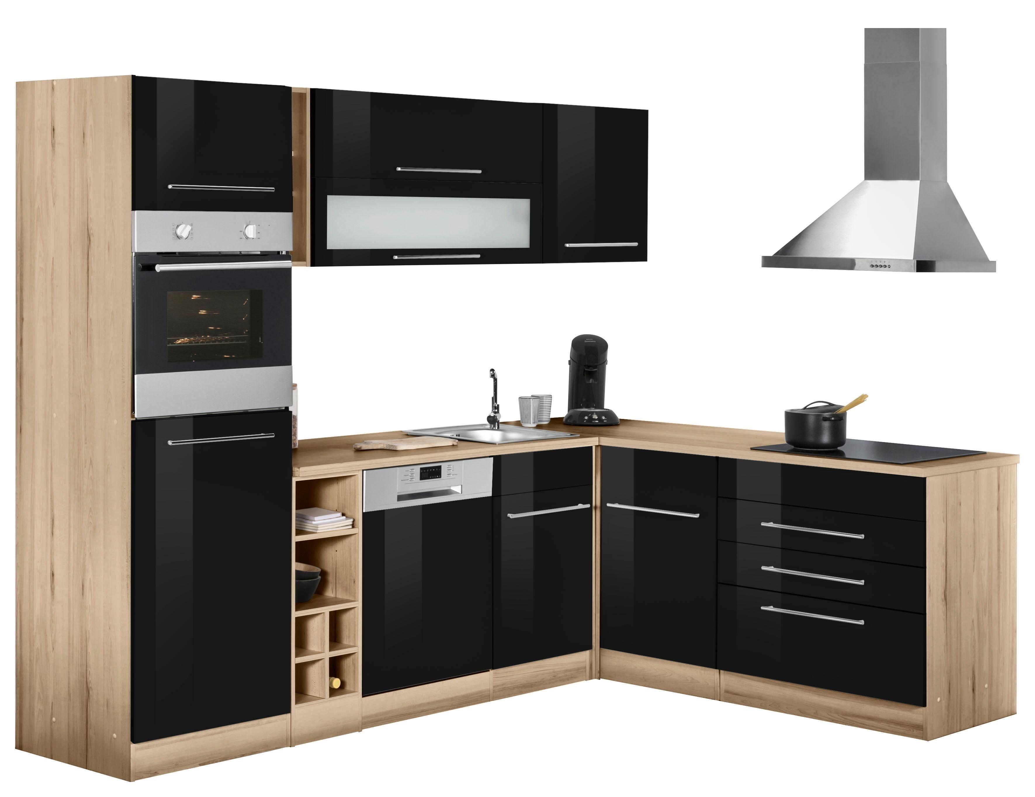 winkelk chen online kaufen m bel suchmaschine. Black Bedroom Furniture Sets. Home Design Ideas