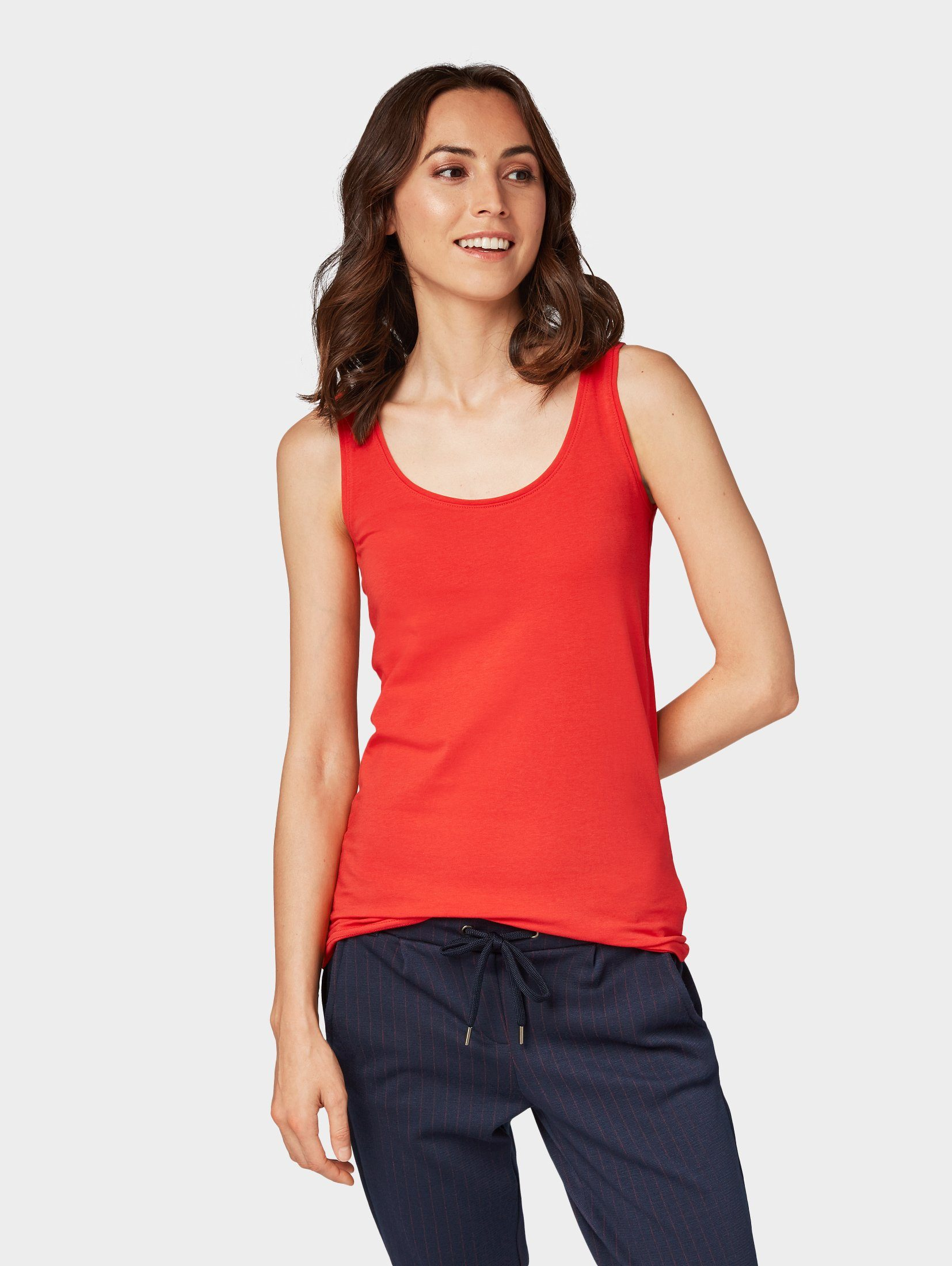 TOM TAILOR T-Shirt »Basic Top«