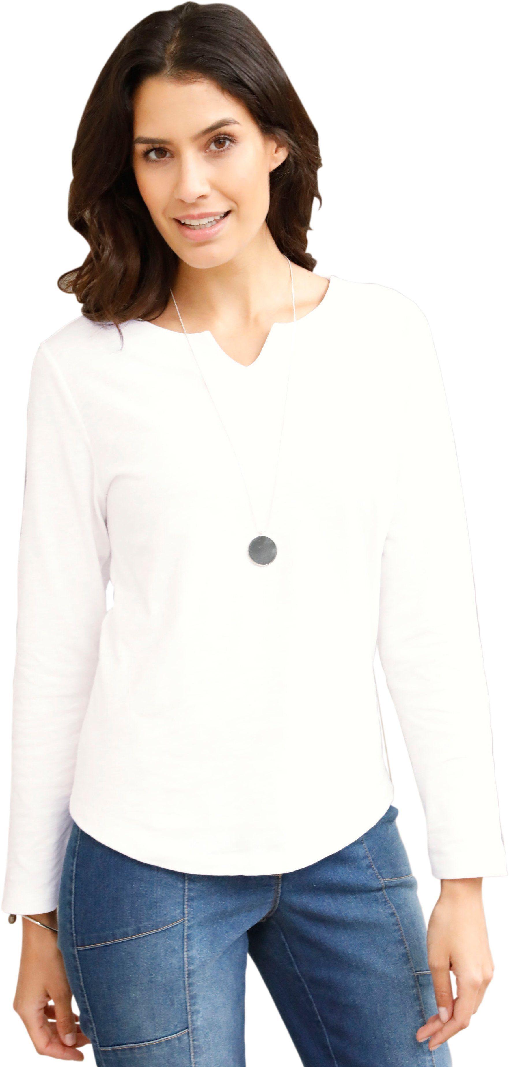 Classic Inspirationen Shirt in aktueller Flammgarn-Qualität