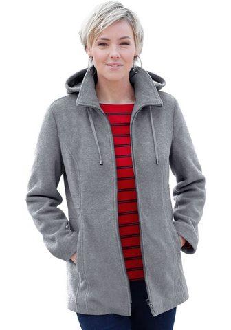CASUAL LOOKS Флисовая куртка с Antipilling-Ausr&uum...