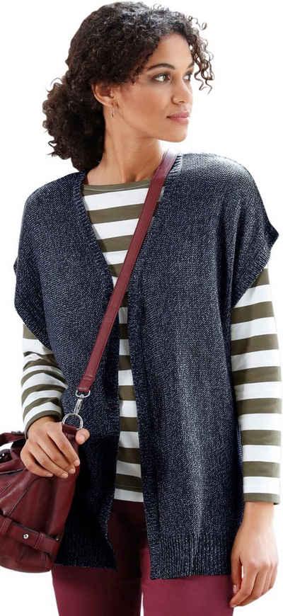 new styles 3c6e4 789c4 Strickweste kaufen, Strickwesten für Damen online | OTTO
