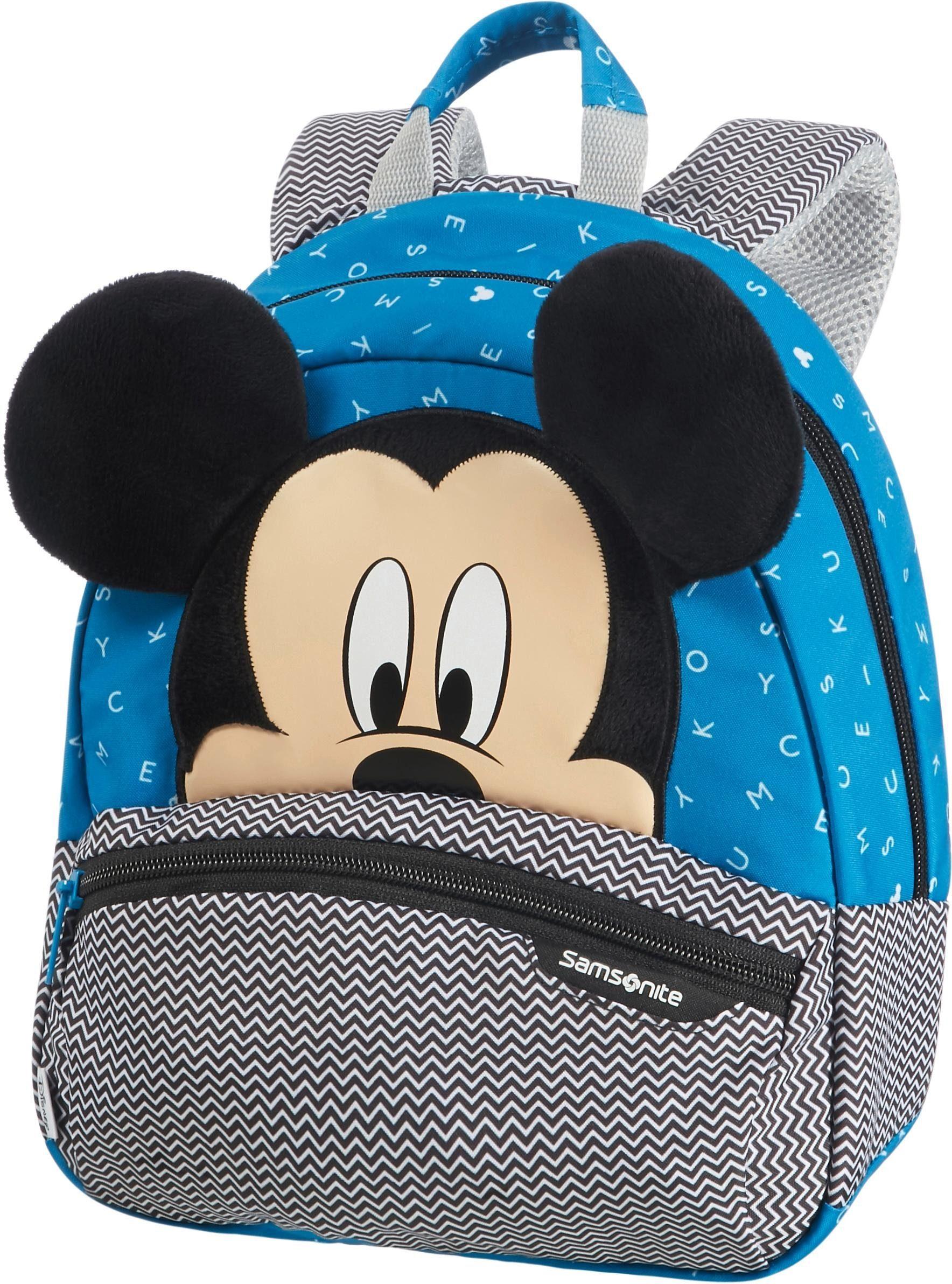 Samsonite Rucksack für Kinder, »Disney Ultimate 2.0, S, Mickey Letters«