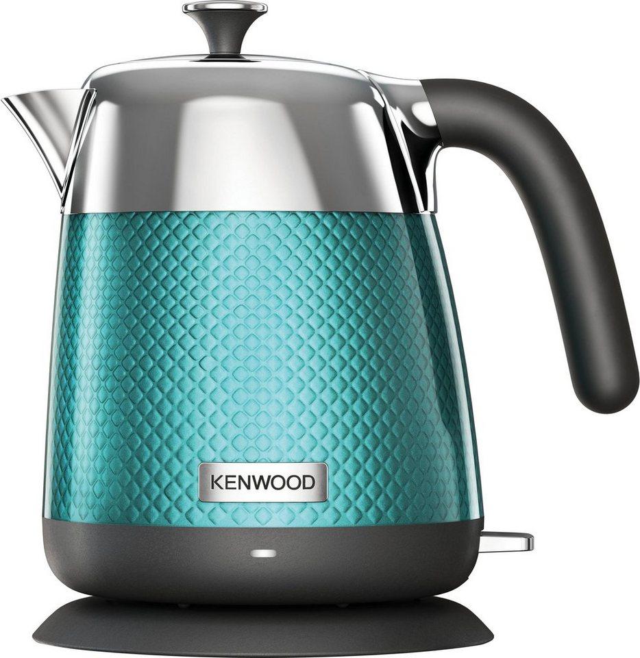 Kenwood wasserkocher mesmerine zjm810 bl 1 6 l 2200 w online kaufen otto - Kalk entfernen wasserkocher ...