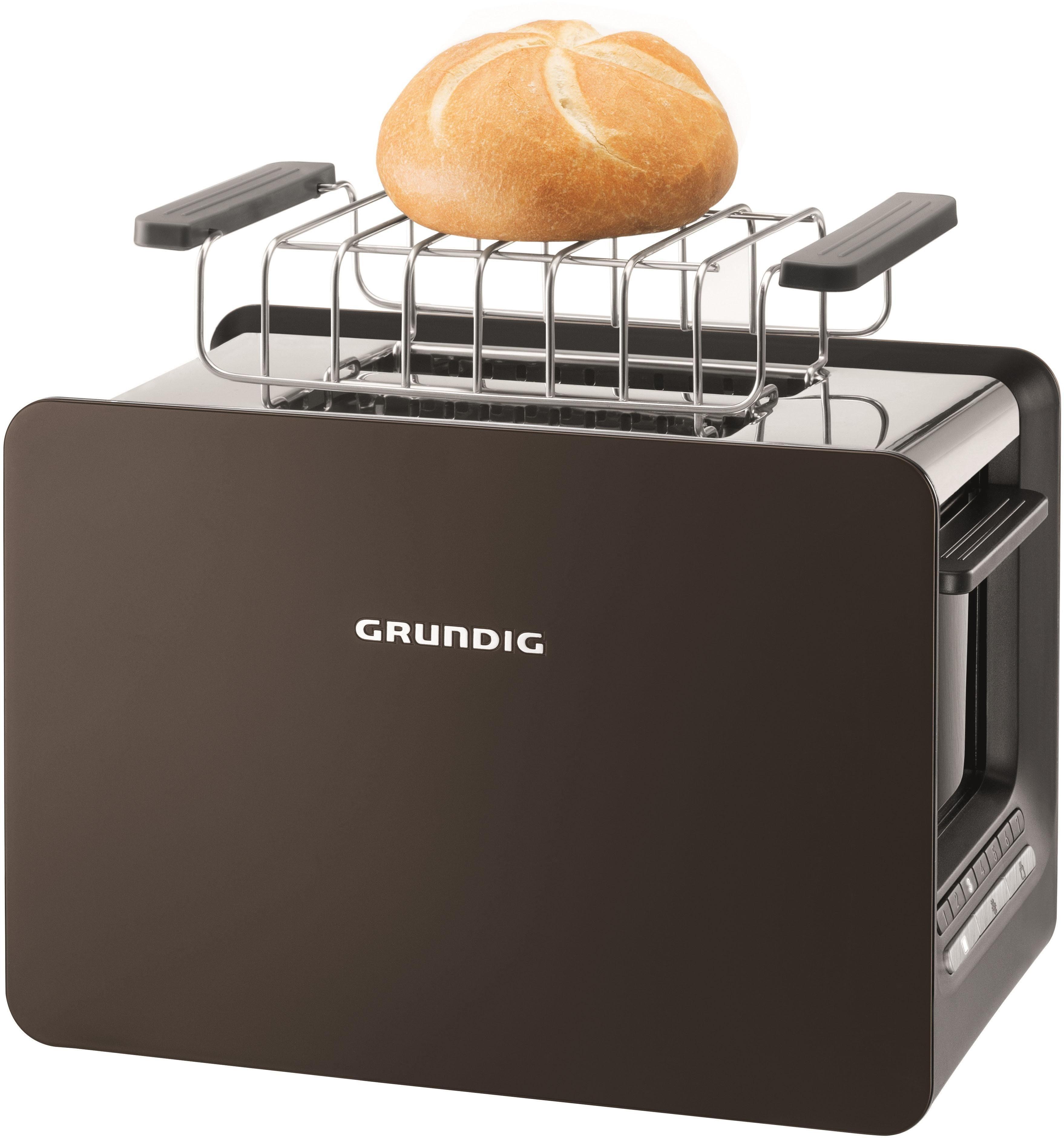 Grundig Toaster TA 7280 G, 870 W