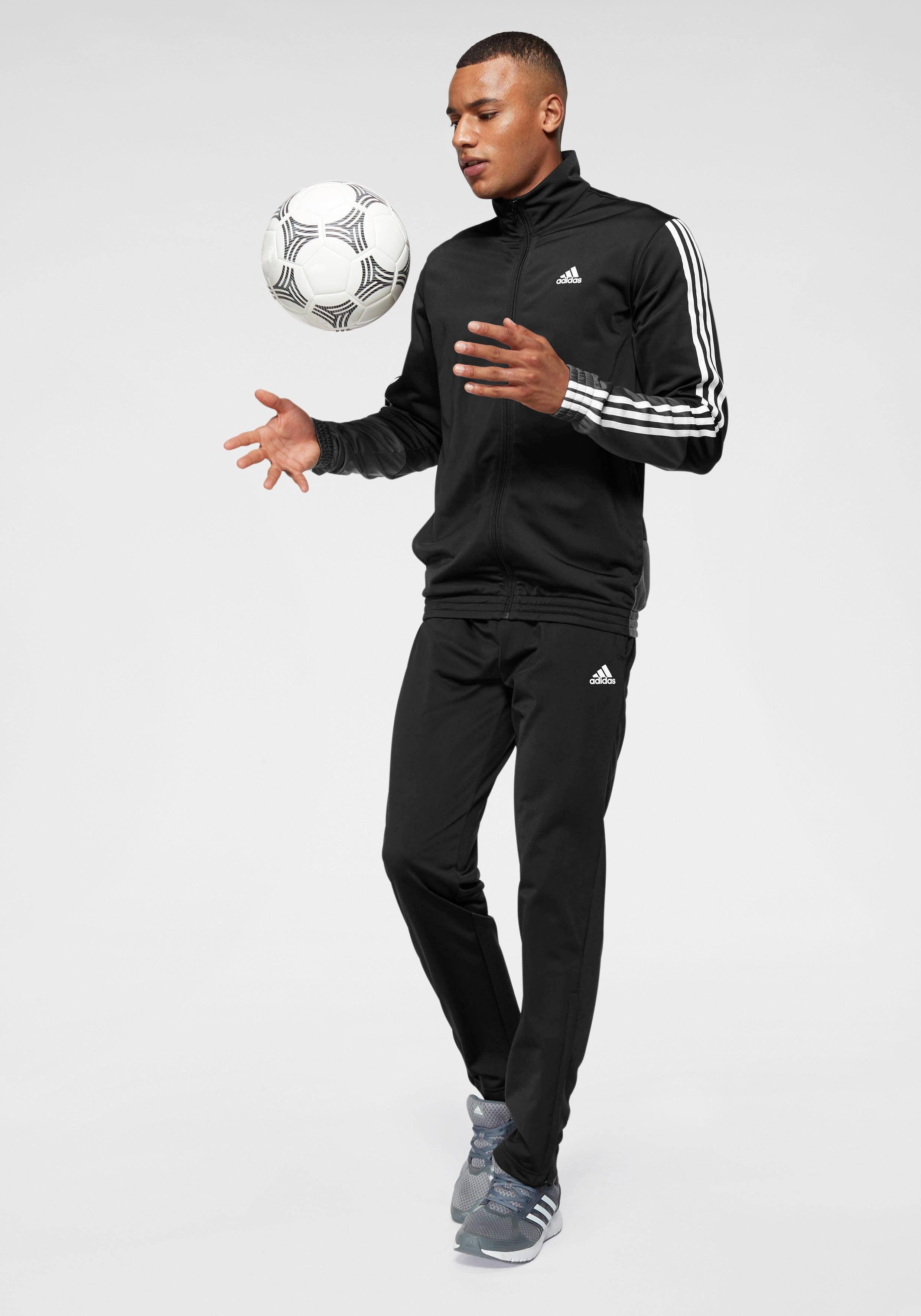 adidas Performance Trainingsanzug »OSR M PES 3S TS« (Set, 2 tlg)