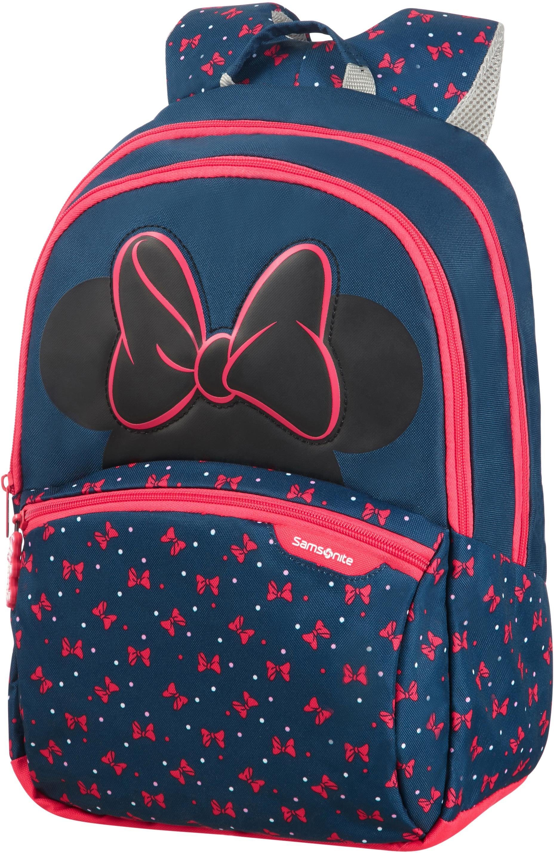 Samsonite Rucksack für Kinder, »Disney Ultimate 2.0, M, Minnie Neon«