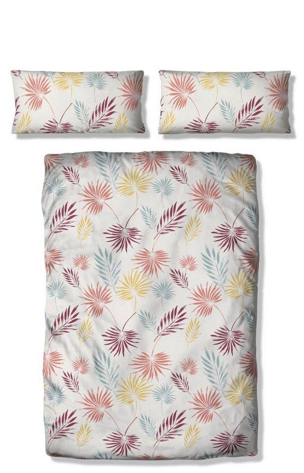 bettw sche tropic my home mit feinen bl ttern otto. Black Bedroom Furniture Sets. Home Design Ideas