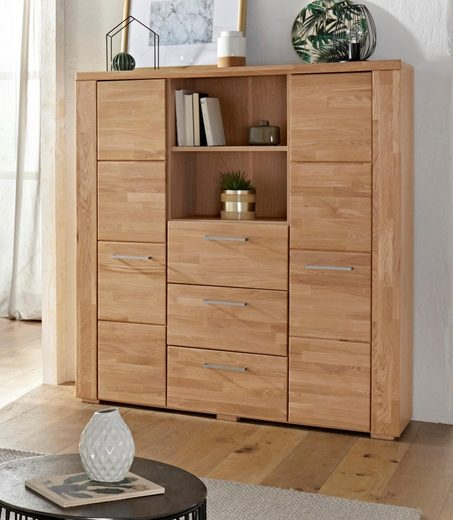 Highboard »Celle«, Breite 130 cm