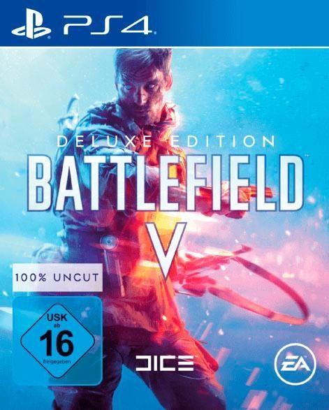 Battlefield V Deluxe Edition PlayStation 4
